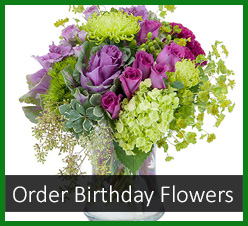 Order Birthday Flowers, Purchase Birthday Flowers